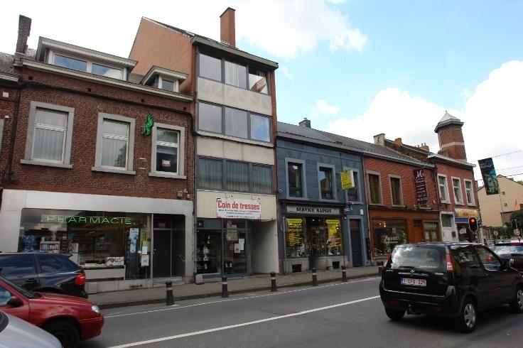 Appartement de 2façades à louerà Namur auprix de 475€ - (6563377)