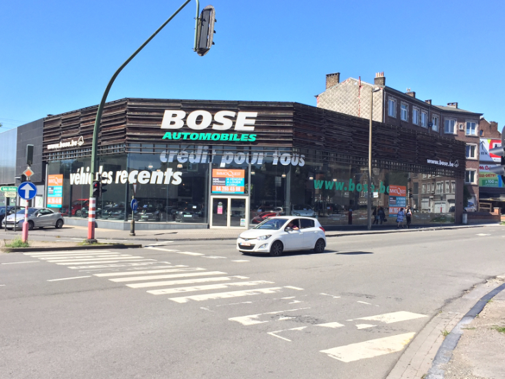 Immeuble commercial de2 façades àlouer à Grivegnéeau prix de126.000 € -(6564719)
