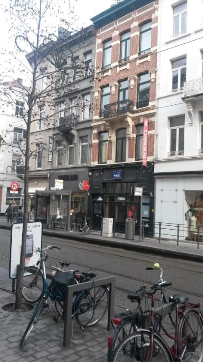 Appartement van 1gevel te huurte Anvers voor635 € -(6566677)
