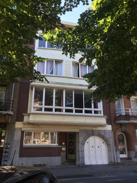 Appartement de 2façades à louerà Charleroi auprix de 550€ - (6568214)