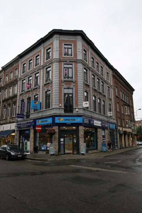 Appartement de 3façades à louerà Verviers auprix de 545€ - (6569920)