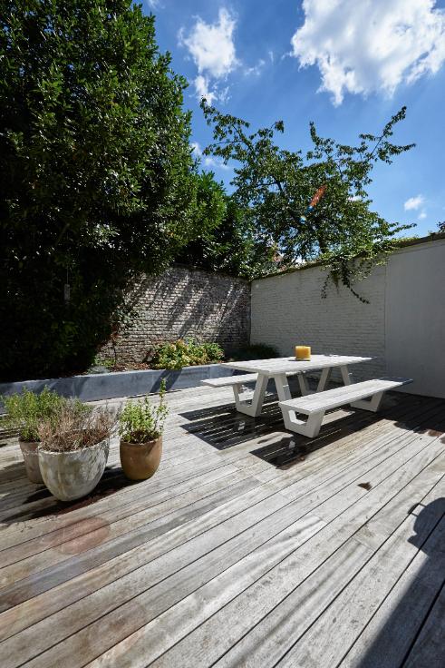 Appartement de 1façade à louerà Gand auprix de 1.350€ - (6571539)