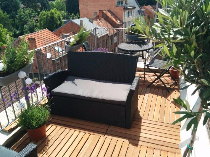 Penthouse à louerà Louvain auprix de 690€ - (6571638)