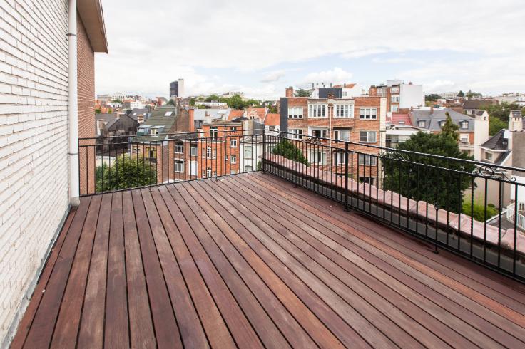 Penthouse van 3gevels te huurte Ixelles voor2.200 € -(6572404)