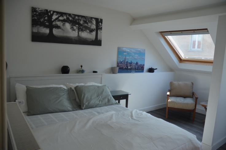 Flat/Studio de 2façades à louerà Etterbeek auprix de 600€ - (6572468)
