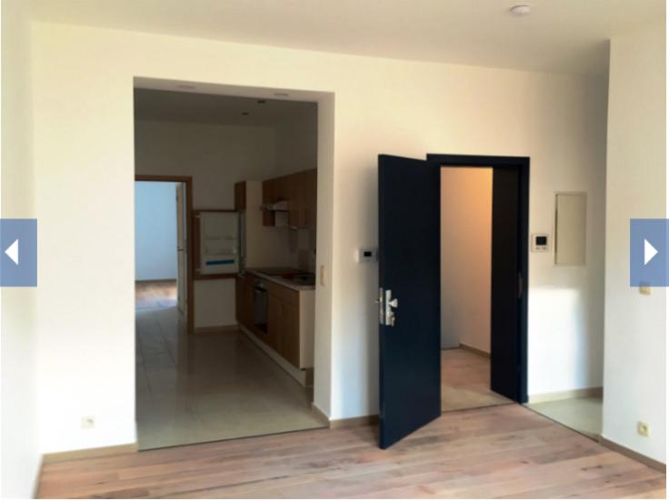 Appartement van 2gevels te huurte Ganshoren voor875 € -(6573187)