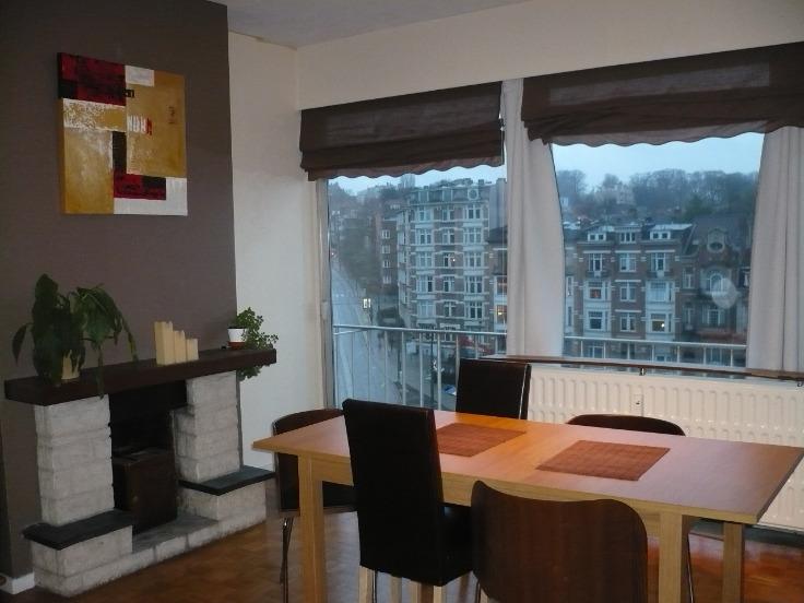 Appartement te huurte Uccle voor900 € -(6576764)