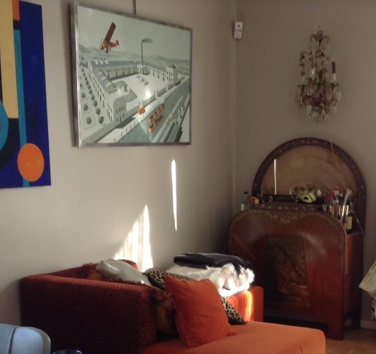 Appartement de 2façades à louerà Ixelles auprix de 950€ - (6577471)