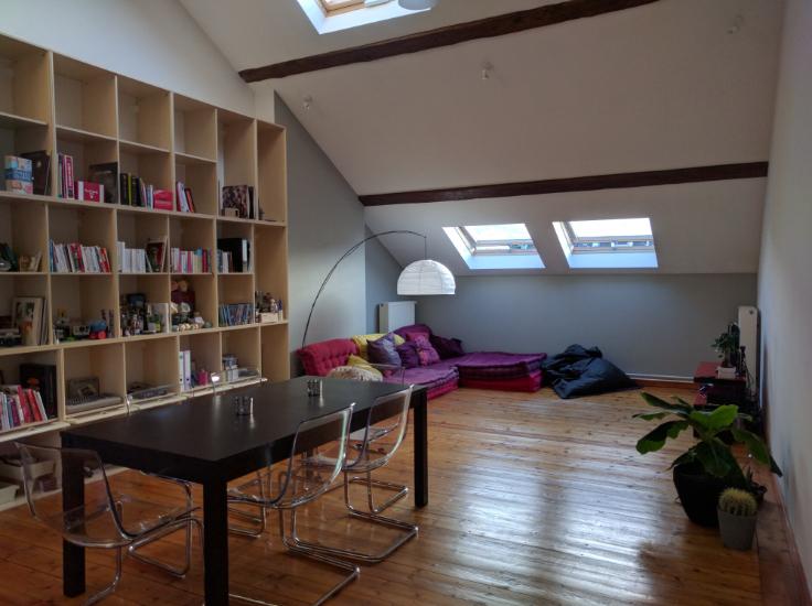 Appartement de 2façades à louerà Verviers auprix de 525€ - (6578336)