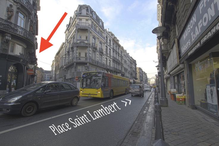 Kot à louerà Liège auprix de 300€ - (6578609)