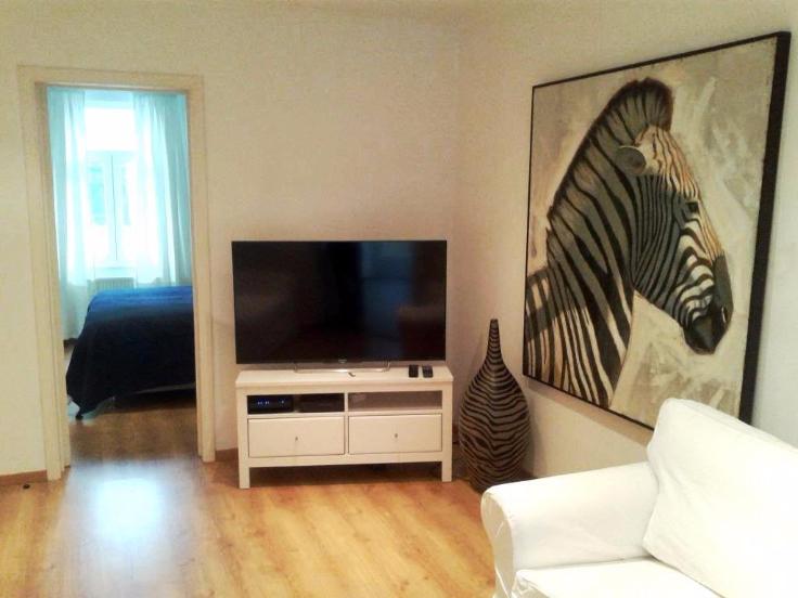 Appartement van 3gevels te huurte Uccle voor745 € -(6579859)