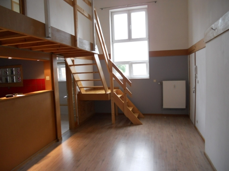Duplex van 2gevels te huurte Verviers voor600 € -(6581212)