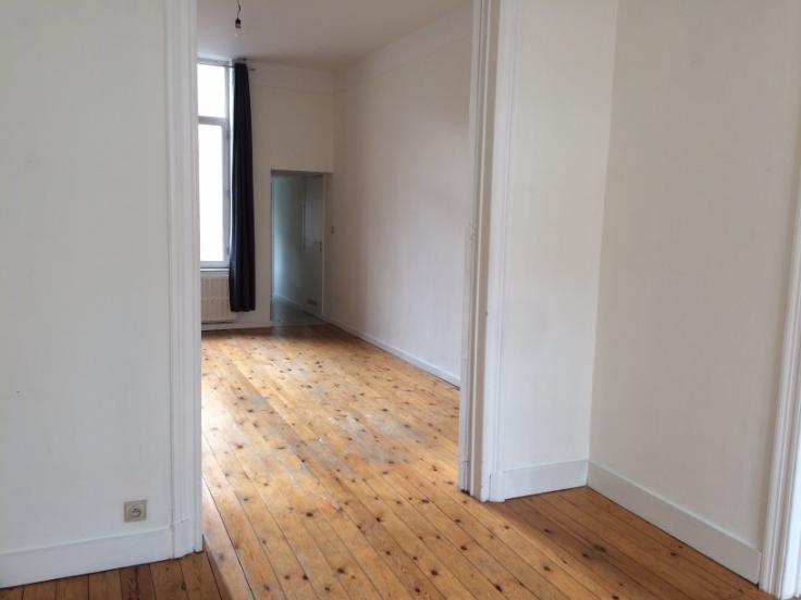 Appartement de 2façades à louerà Bruxelles villeau prix de745 € -(6582891)