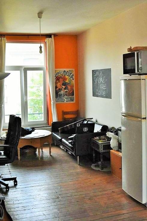 Duplex de 2façades à louerà Etterbeek auprix de 870€ - (6583994)