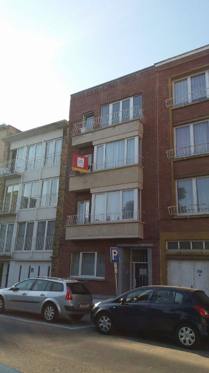Appartement de 2façades à louerà Etterbeek auprix de 880€ - (6584077)