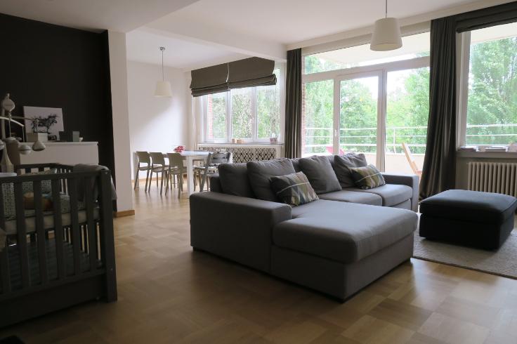 Appartement à louerà Ixelles auprix de 1.250€ - (6584173)