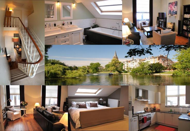 Duplex van 2gevels te huurte Ixelles voor1.400 € -(6585878)