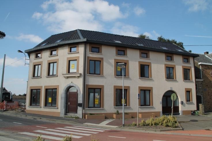 Appartement de 3façades à louerà Ouffet auprix de 600€ - (6585891)