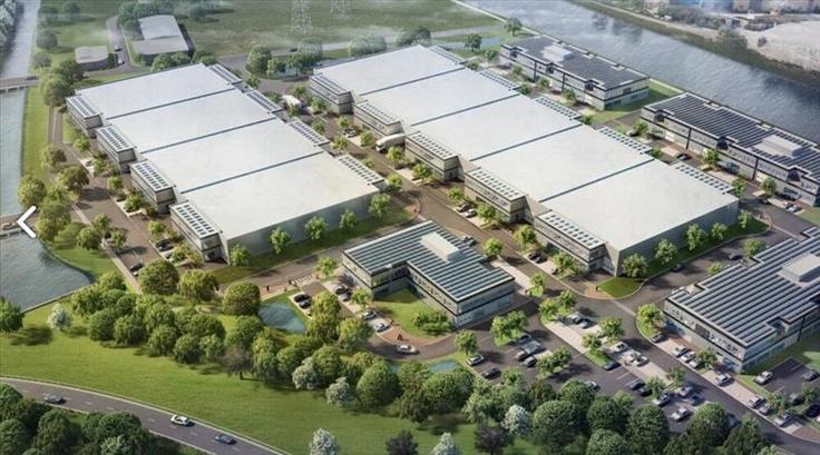 Immeuble industriel forsale in Drogenbosau prix de753.250 € -(6587392)
