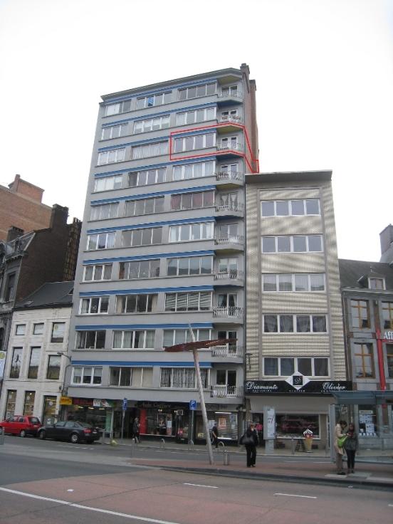 Appartement van 3gevels te huurte Liège voor690 € -(6587892)