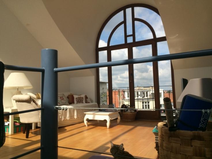 Duplex te huurte Bruxelles villevoor 1.600 €- (6588488)