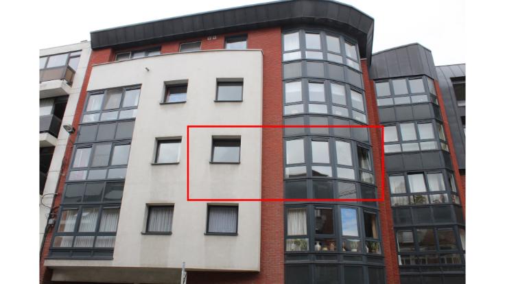 Appartement de 2façades à louerà Hannut auprix de 680€ - (6589074)
