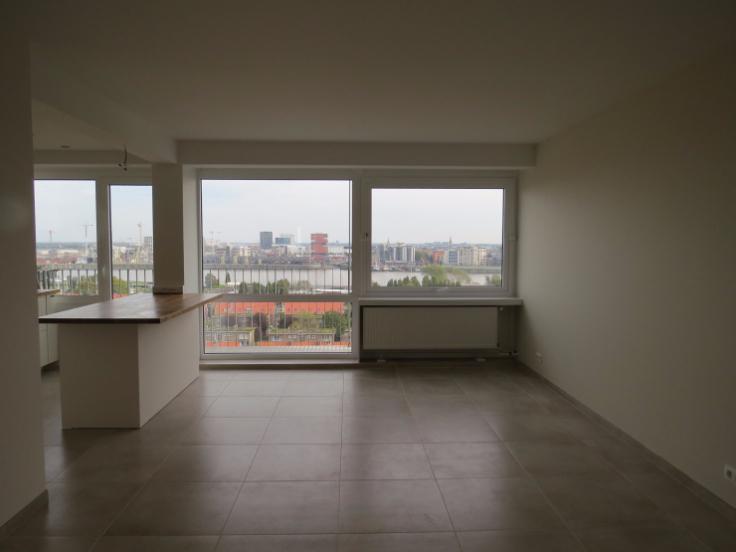 Appartement de 3façades à louerà Anvers 5au prix de850 € -(6590752)