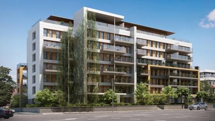 Appartement de 1façade à louerà Woluwe-St-Lambert auprix de 875€ - (6591364)
