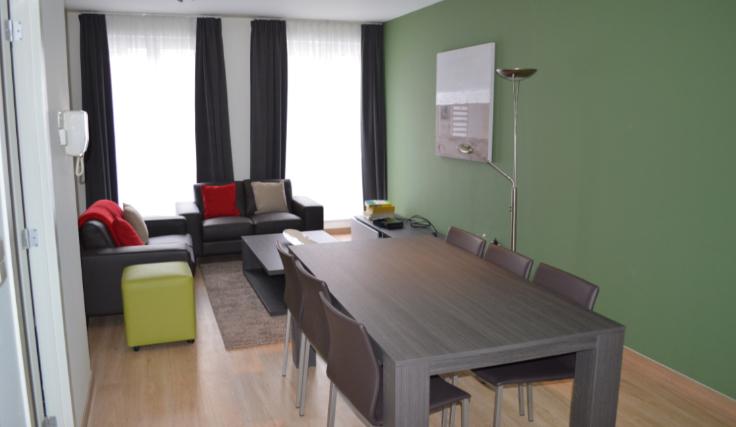 Appartement van 3gevels te huurte Brussel voor1.075 € -(6591393)