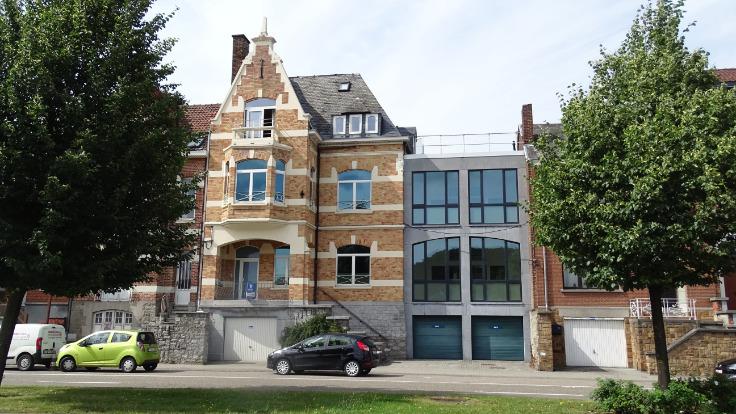 Appartement de 2façades à louerà Namur auprix de 575€ - (6592047)
