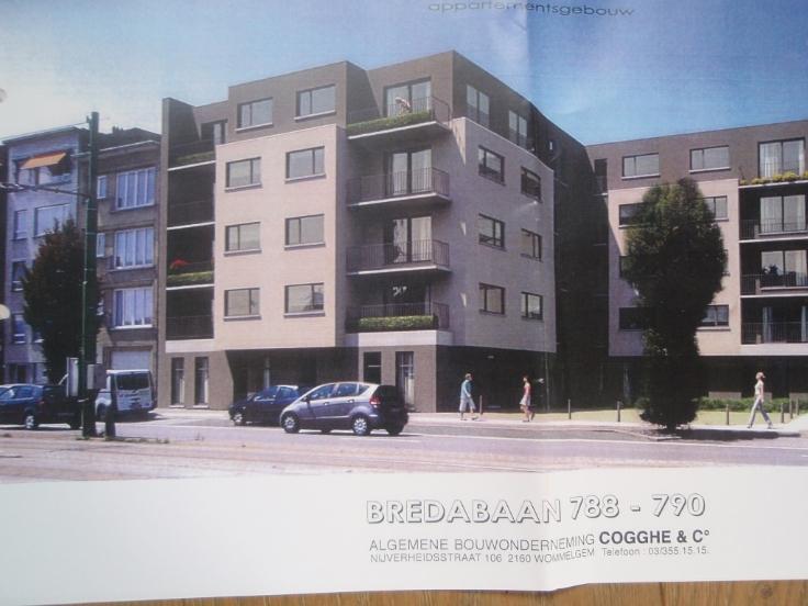 Appartement te huurte Merksem voor885 € -(6592160)