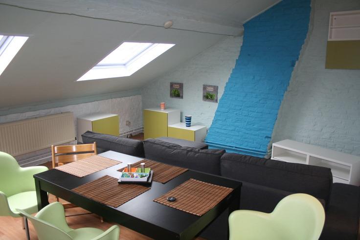 Appartement van 2gevels te huurte Liège 2voor 475 €- (6592538)