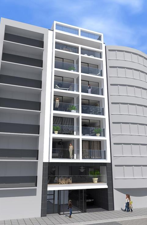 Appartement with 2frontages for salein Ostende auprix de 345.000€ - (6593461)