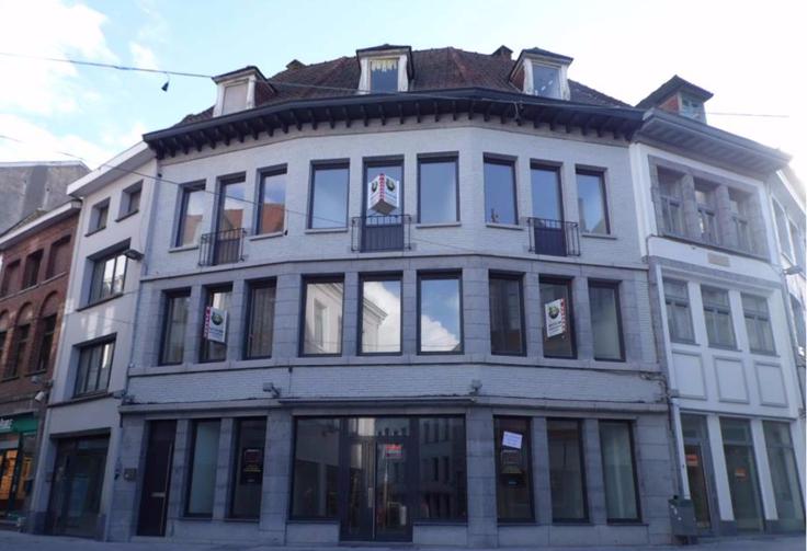 Commerce de 1façade à louerà Tournai auprix de 10.800€ - (6594291)