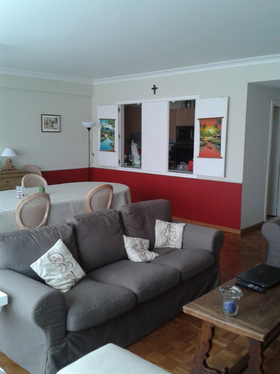 Appartement van 2gevels te huurte Schaerbeek voor950 € -(6594570)