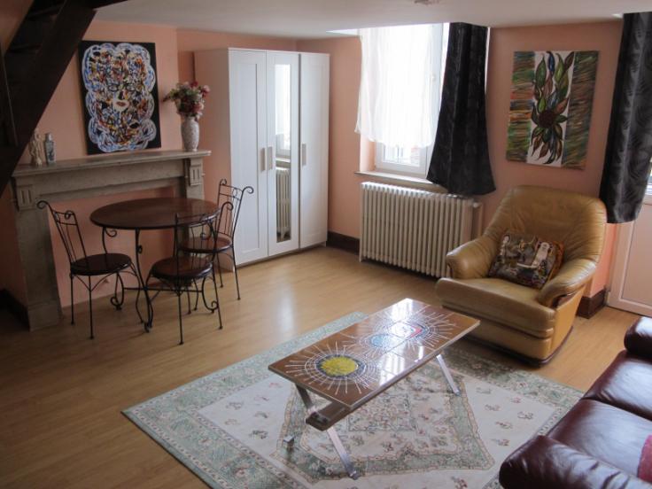 Flat/Studio te huurte St-Gilles voor660 € -(6594868)