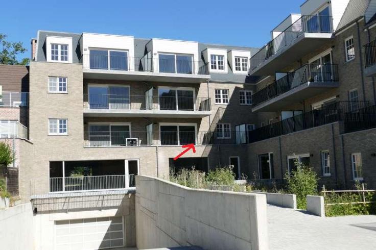 Appartement de 2façades à louerà Averbode auprix de 800€ - (6599143)