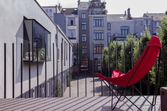 Appartement de 2façades à louerà Ixelles auprix de 3.445€ - (6601396)