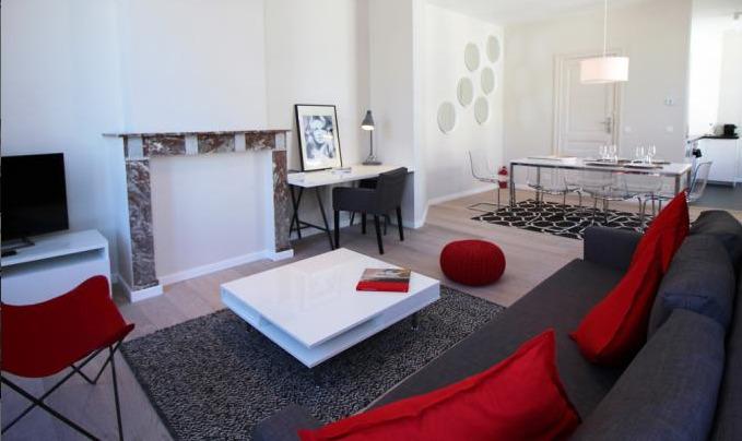 Appartement van 2gevels te huurte Ixelles voor1.950 € -(6601552)