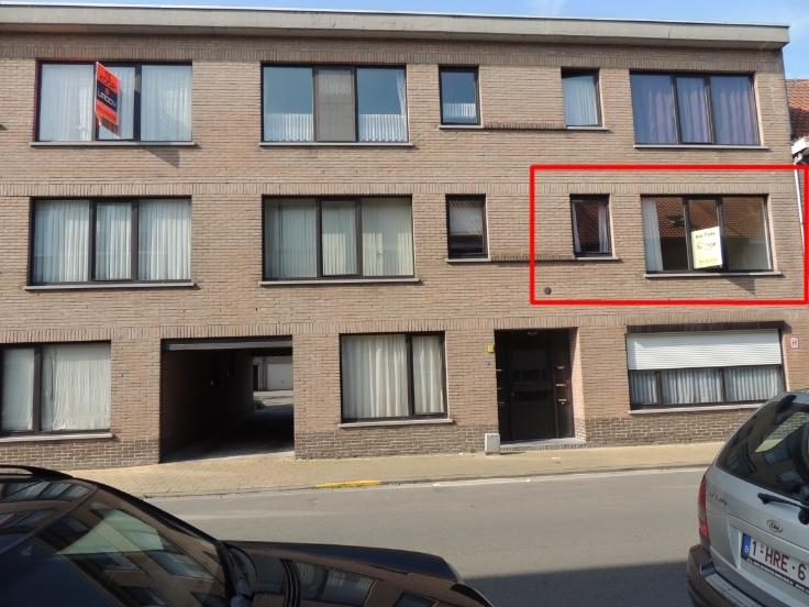 Appartement van 2gevels te huurte St-Nicolas voor560 € -(6601753)
