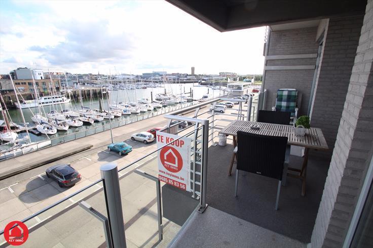 Appartement de 2façades à vendreà Zeebrugge auprix de 399.000€ - (6601805)