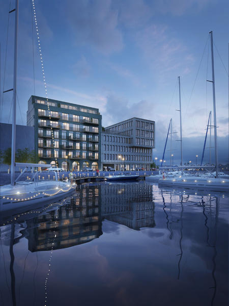 Appartement à vendreà Anvers auprix de 459.000€ - (6602064)