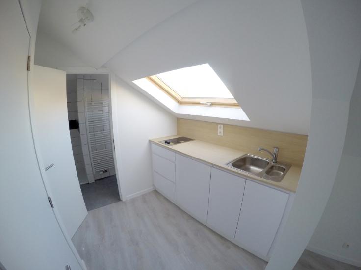 Flat/Studio de 2façades à louerà Anderlecht auprix de 570€ - (6604299)