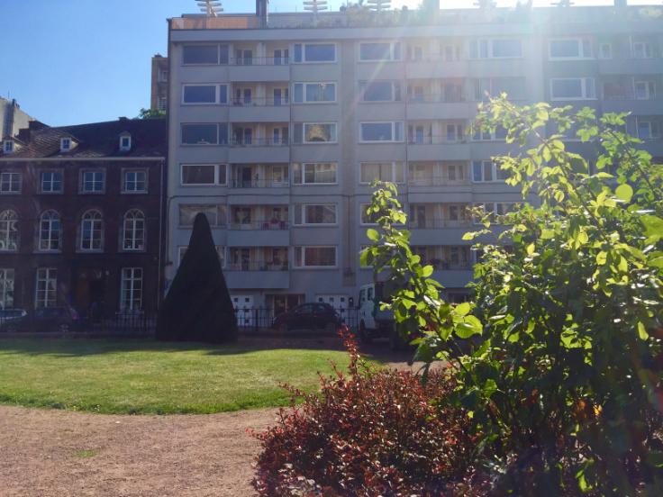 Appartement de 2façades à louerà Liège auprix de 750€ - (6605299)