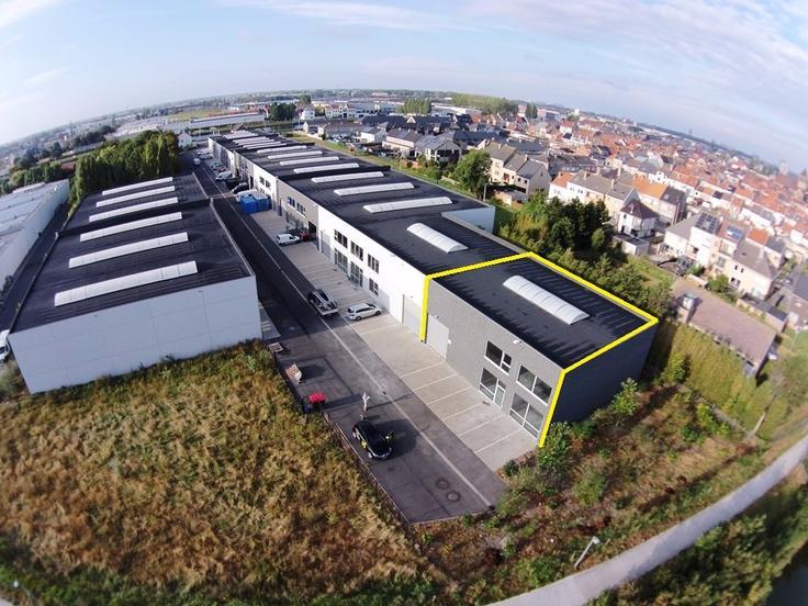 Industrieel gebouw àlouer à Bredeneau prix de10.200 € -(6605373)