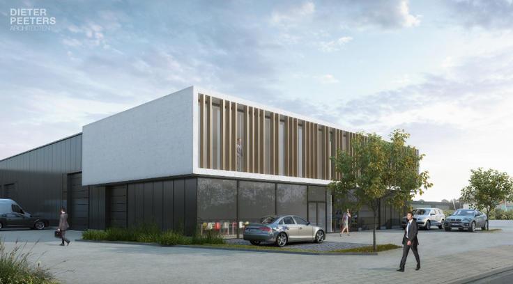 Immeuble industriel àvendre à Diegemau prix de342.720 € -(6606001)