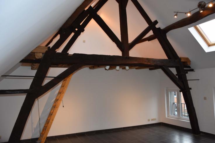 Appartement van 2gevels te huurte Binche voor650 € -(6606347)