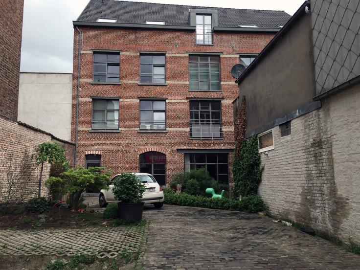 Appartement de 2façades à louerà Molenbeek-St-Jean auprix de 1.300€ - (6606372)