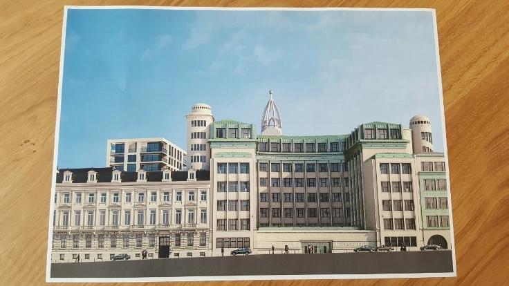 Appartement van 1gevel te huurte Bruxelles villevoor 1.750 €- (6607518)
