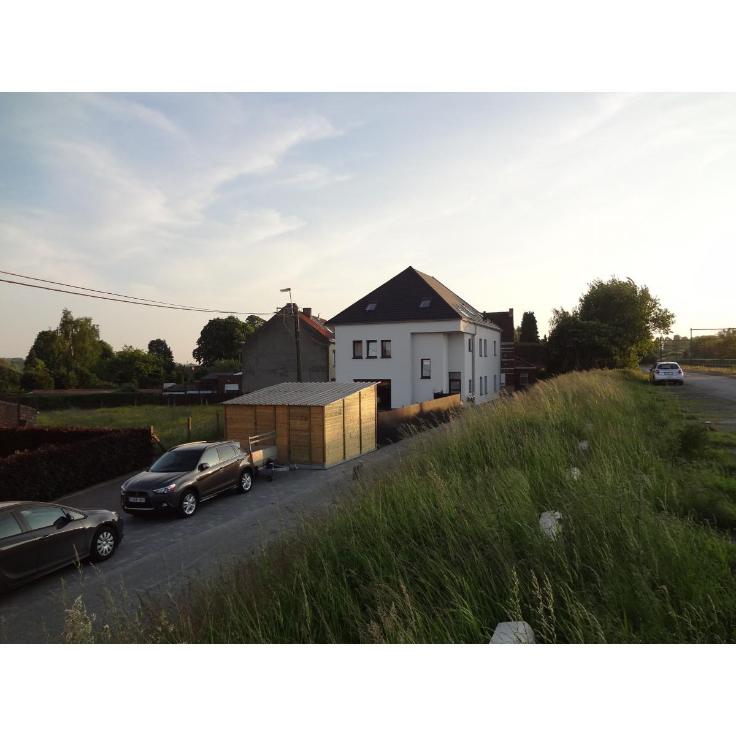 Duplex van 4gevels te huurte Moerbeke voor650 € -(6607945)